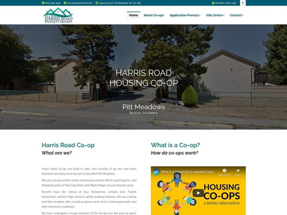 Harris-Road